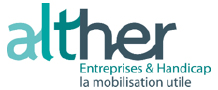 Logo Alther Entreprises & Handicap